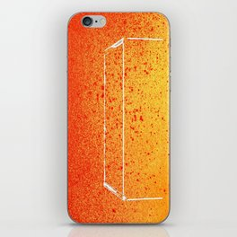The Tables Have Turned iPhone Skin
