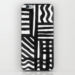 Ink Pattern iPhone Skin