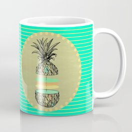 Sliced pineapple Coffee Mug