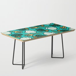 Under the Sea Pattern Coffee Table