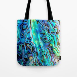 Precious Abalone shell Tote Bag