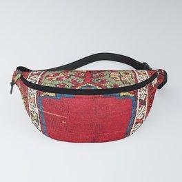 Mujur Central Anatolian Niche Rug Print Fanny Pack
