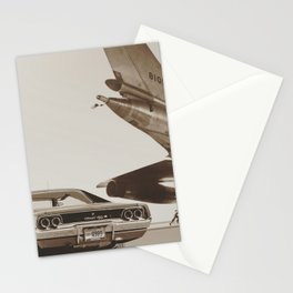 1968 Dodge Charger R/T - Hot Rods Stationery Cards