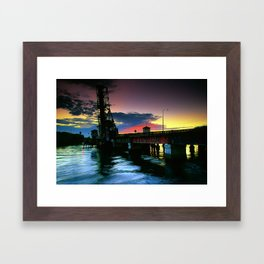 Clemson 2000 Framed Art Print