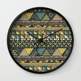 'Georganic no.10' Wall Clock