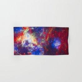 Tarantula Nebula Hand & Bath Towel