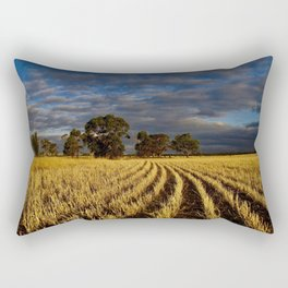 Golden Harvest Rectangular Pillow