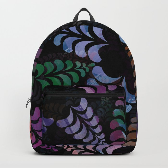 pattern 8 Backpack