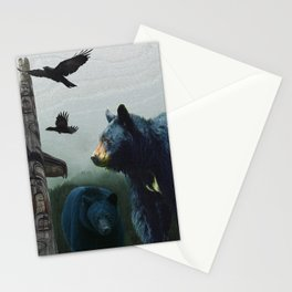 The Sacred Trail of the Great Bear Stationery Cards