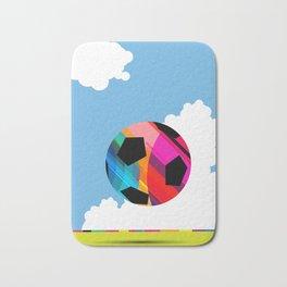 World Cup Soccer Bath Mat