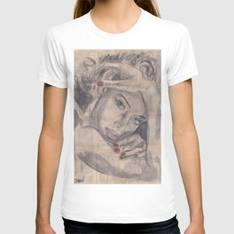 """Ink Painting """"Nelle"""" T-shirt"""