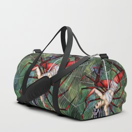 Pole Creatures: Jorogumo Duffle Bag