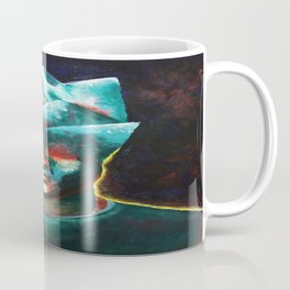 Mountains On My Mind Coffee Mug