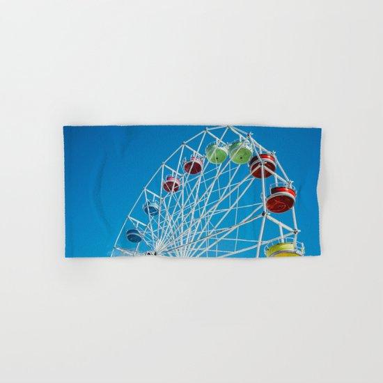 Carival Ferris Wheel Hand & Bath Towel