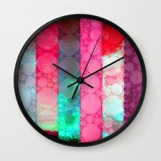 Colors of Sunrise Wall Clock