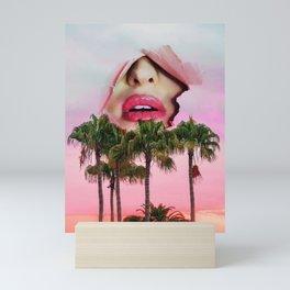 Leng Summer Mini Art Print