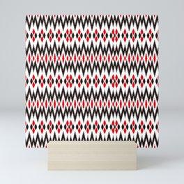 Ethno buginese sabbe 02 Mini Art Print