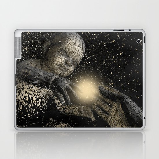 Dont Lose It Laptop & iPad Skin