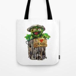 Trashy Tote Bag