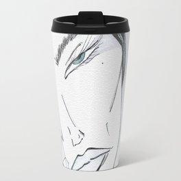 TheGeometric Woman Travel Mug