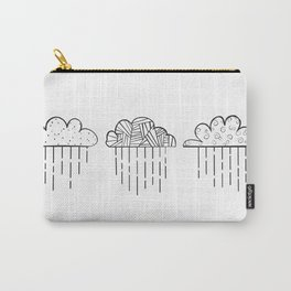 Chance of Rain Carry-All Pouch