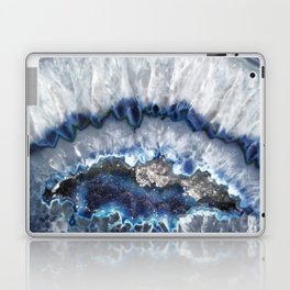 Cold Ice Agate Laptop & iPad Skin