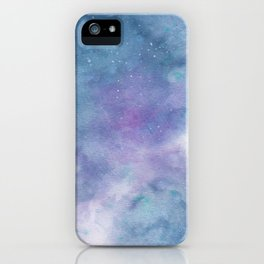 Sulky Galaxy iPhone Case