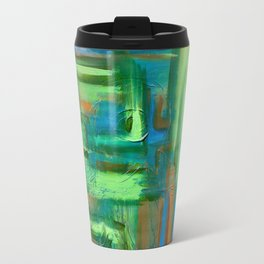Behind Closed Doors Travel Mug