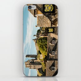 Corfe Castle (2) iPhone Skin