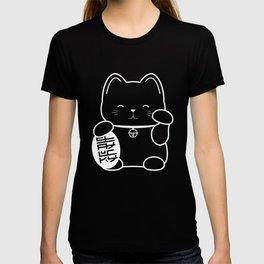 Stay Lucky WHT T-shirt