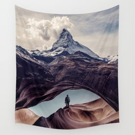The Great Outdoors II Wall Tapestry