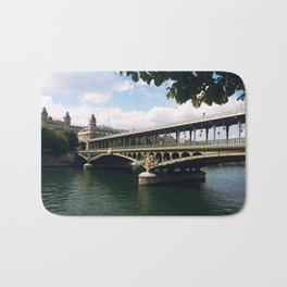 Paris Bridge Bath Mat