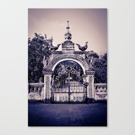 Gatekeepers Canvas Print
