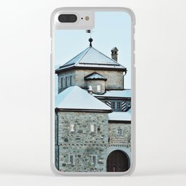 Silvaplana, Switzerland Landscape (Mountains) Clear iPhone Case
