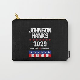 johnson hanks Carry-All Pouch