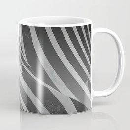 Black White Stripes Coffee Mug