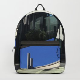 Sometimes Geometry is a Good Thing Backpack