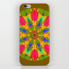 Mandala ZZ iPhone Skin
