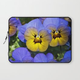 Violets Laptop Sleeve