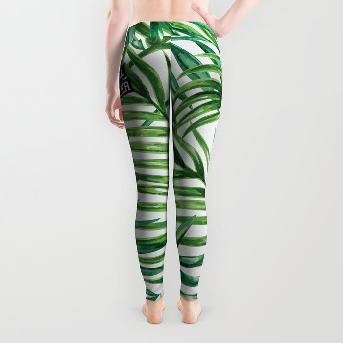 Serial Chiller Leggings