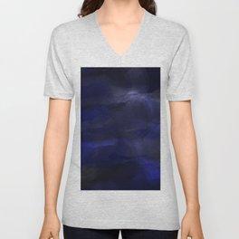 Deep Blue Water 10 Unisex V-Neck