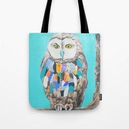 Imaginary owl Tote Bag