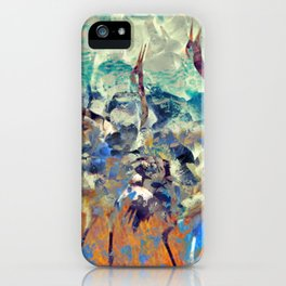 ...it obstructs my view of Venus. iPhone Case
