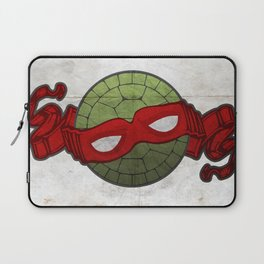 the red turtle Laptop Sleeve