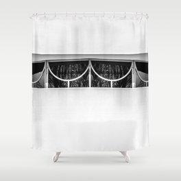 Frank Lloyd Windows Shower Curtain