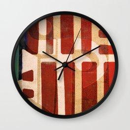 The Wise Babuino Wall Clock