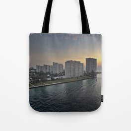 Dawning Day Tote Bag
