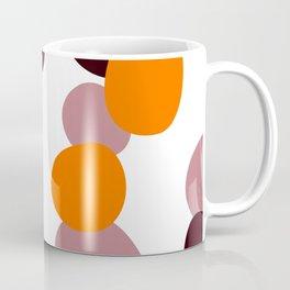 Simple, design wood dots, Exotico Coffee Mug