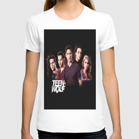teen wolf T-shirts featuring teen wolf by kikabarros