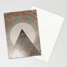 Stereo Induction Stationery Cards